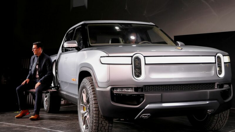 EV startup Rivian announces $2.5 bln funding round led by Amazon, Ford