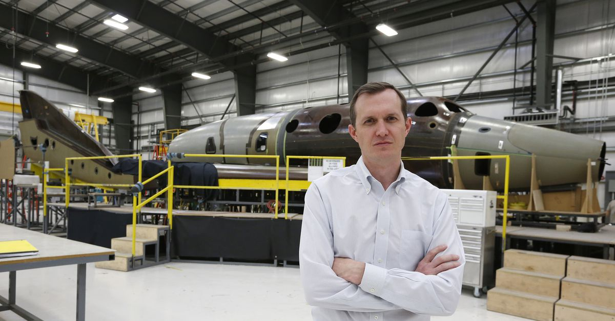 Former Virgin Galactic CEO to fly to space