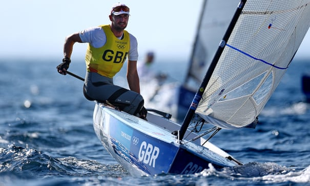 Team GB Olympic sailors eye record medal haul as weather causes delays