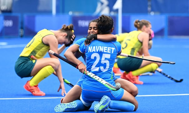 Hockeyroos' quest to end Olympic medal drought spoiled by quarter-final defeat to India